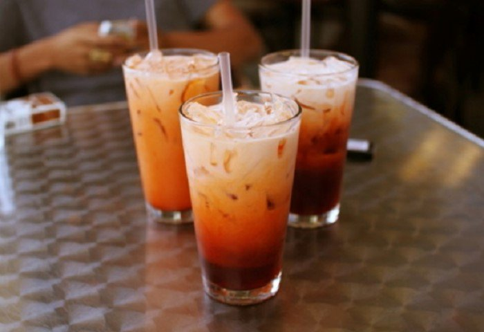Cha Yen Thai Iced Tea