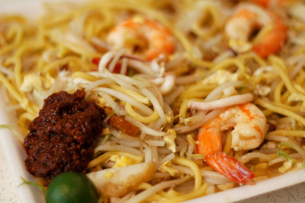 Sang Har Noodles Seafood Noodle Malaysia