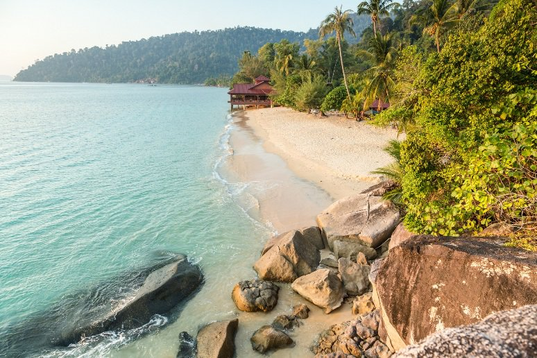 Tioman and Perhentian Islands Malaysia