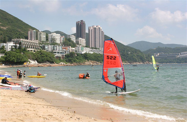 Hong Kong_Stanley Beach