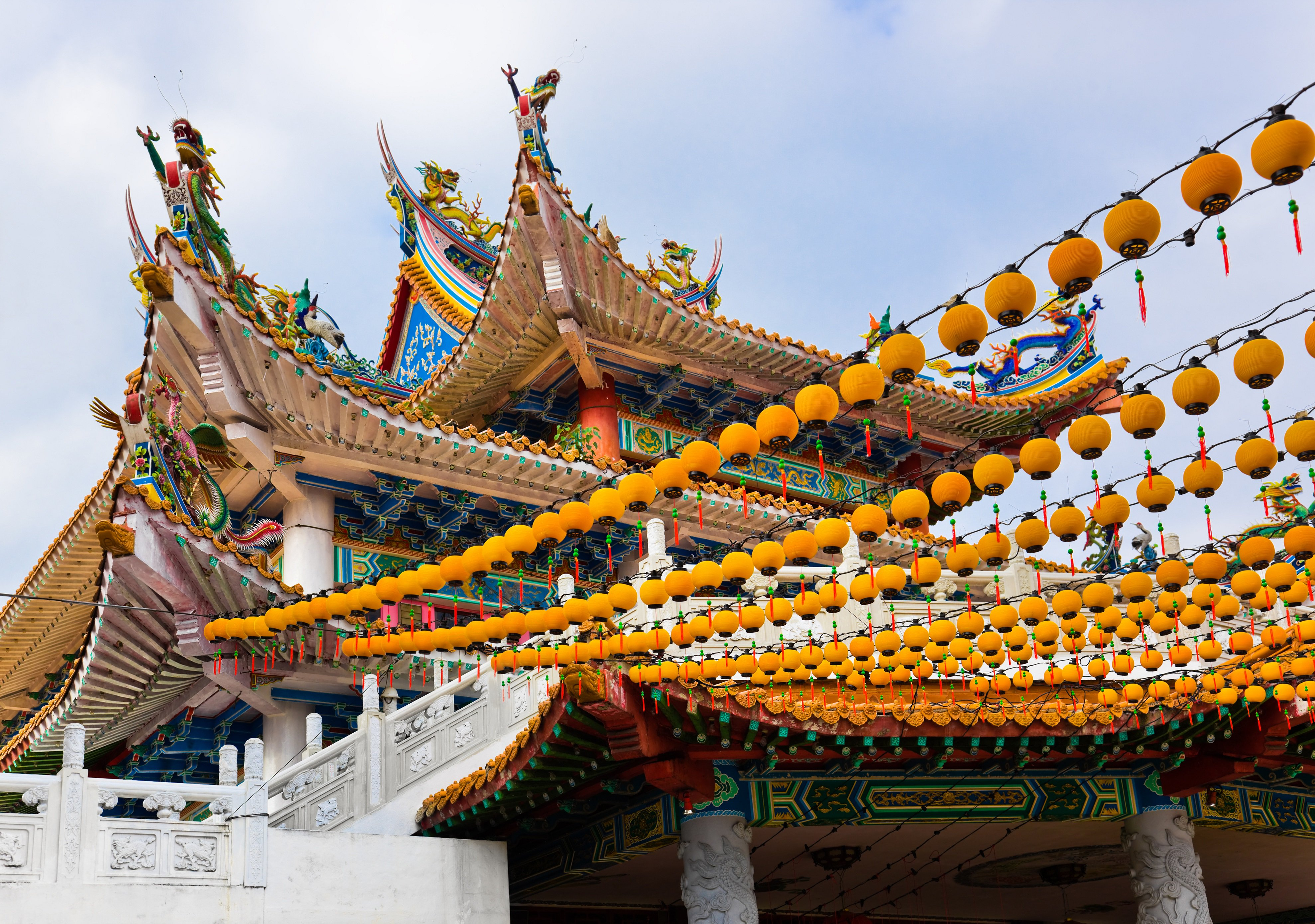 Thien Hou Chinese Temple_malaysia