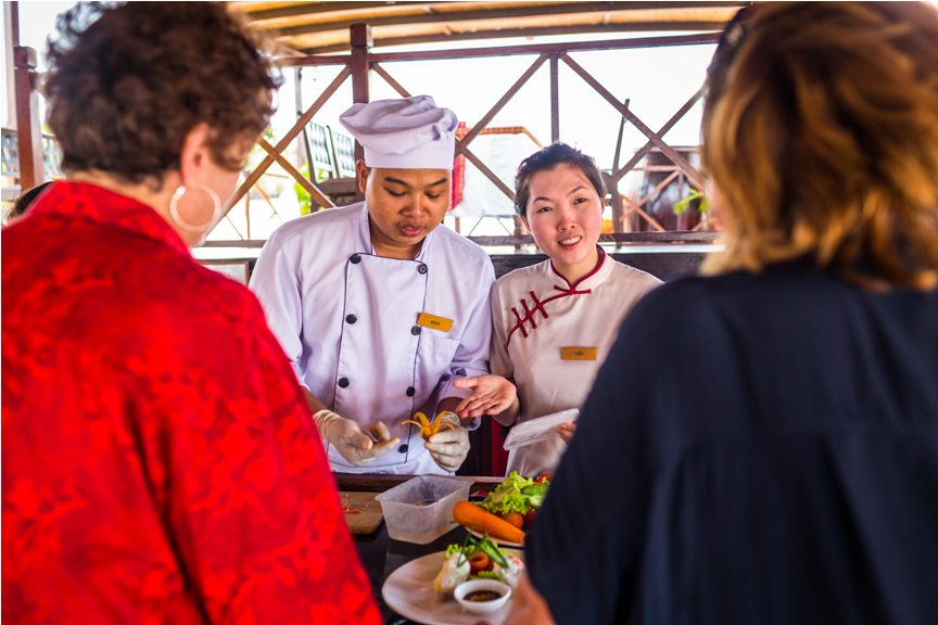 vietnam cooking class buffalo tours