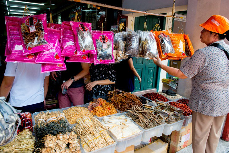 Singapore spice - guide to buy Singapore souvenir