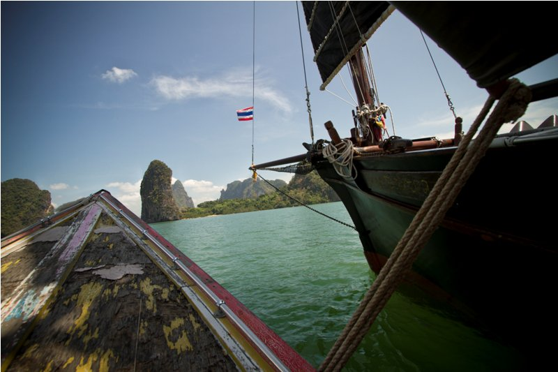 unique things to do in Phuket - Phang Nga bay