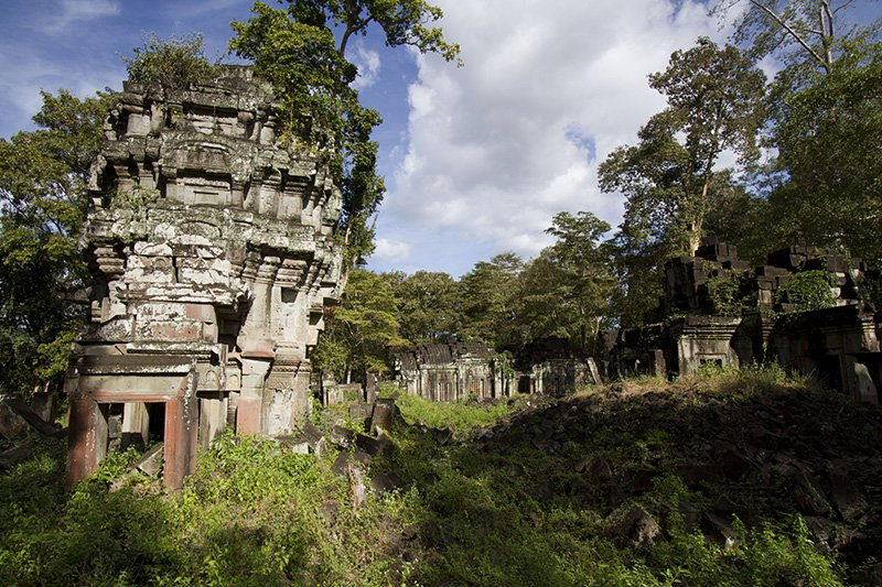 The Temple of Preah Vihear - Cambodia