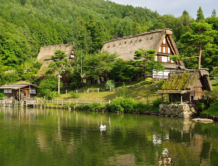 Takayama - Best Places to Go hiking in Japan
