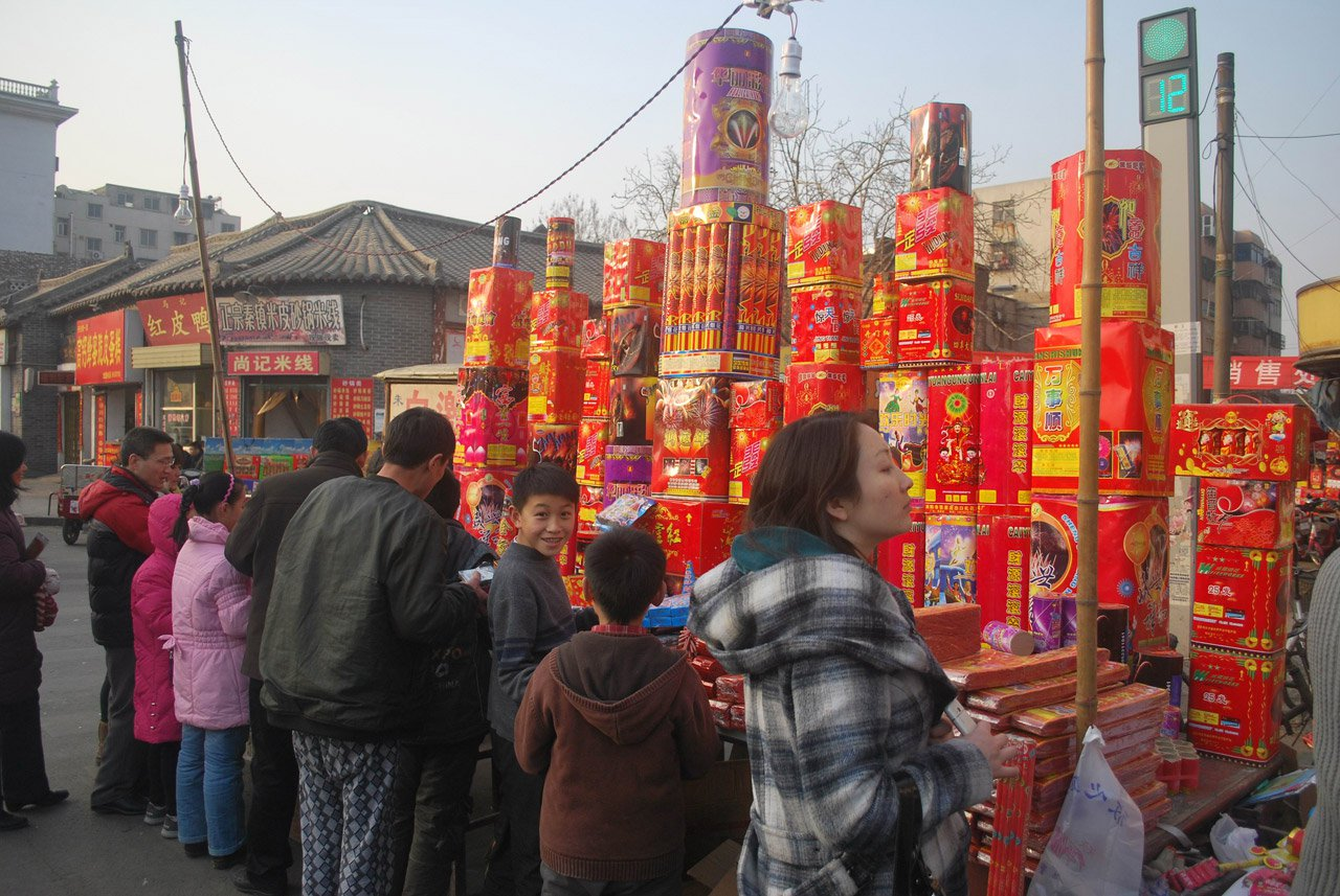 Fireworks for Sale in China