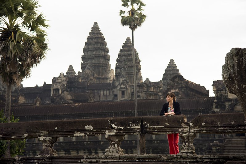 Malte Blas - Historic Sites in Asia - Angkor Wat