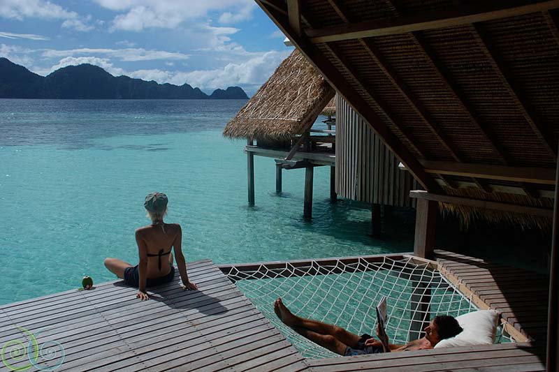 Malte Blas - Hotels for Couples in Asia - Misool Eco Lodge