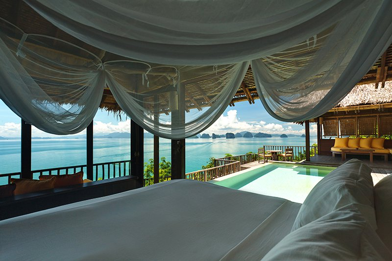 Malte Blas - Hotels for Couples in Asia - Six Senses Yao Noi