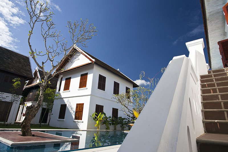 Malte Blas - Hotels for Couples in Asia - Xiengthong Palace