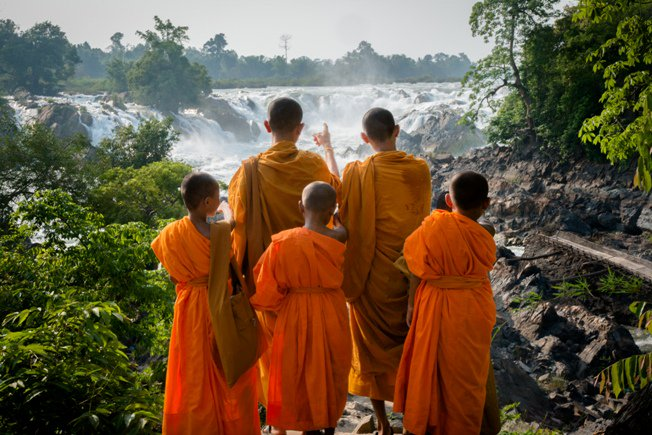 Malte Blas - Life of a Novice Monk in Laos