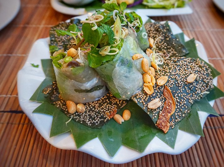Malte Blas - Best Restaurants in Luang Prabang - Bamboo Tree