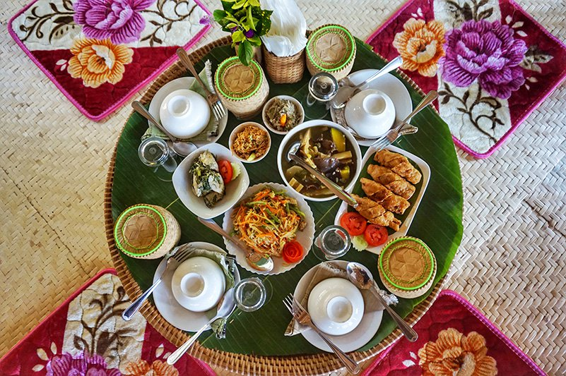 Malte Blas - Best Restaurants in Luang Prabang - The Bamboo Experience
