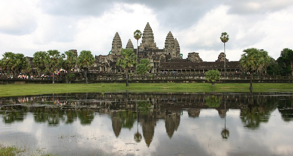 Malte Blas - Mysterious Sites in Asia - Angkor Wat