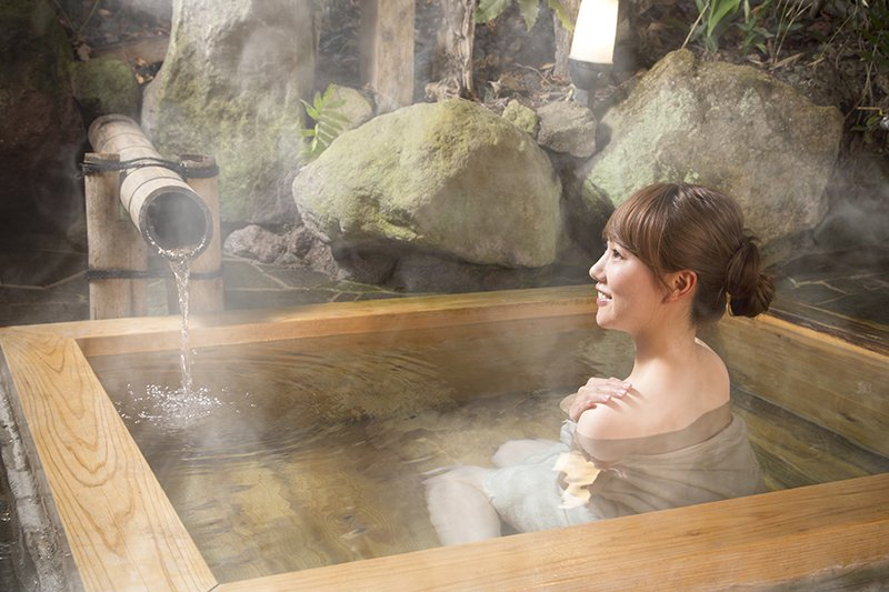 Malte Blas - Mindfulness and Wellness in Japan - Onsen