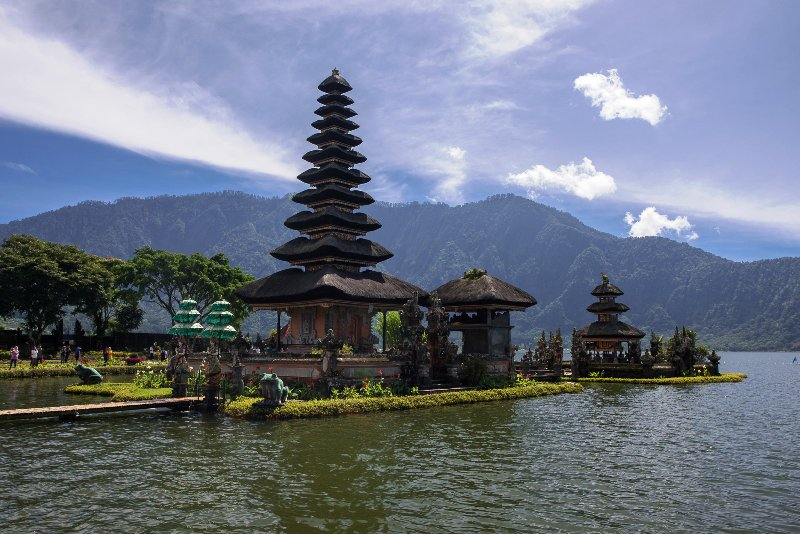 Bali fresh water - water protection program