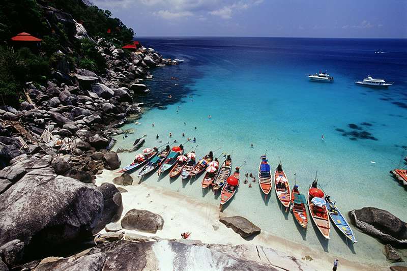 Malte Blas - Best Diving Spots in Asia - Koh Tao
