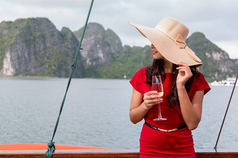 Malte Blas - Luxury Travel Vietnam - Halong Bay