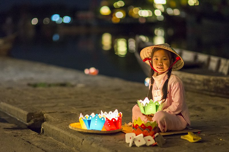 Malte Blas - Luxury Travel Vietnam - Hoi An Girl