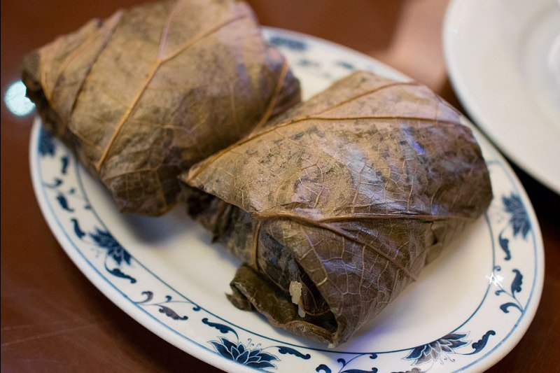dim sum guide sticky rice