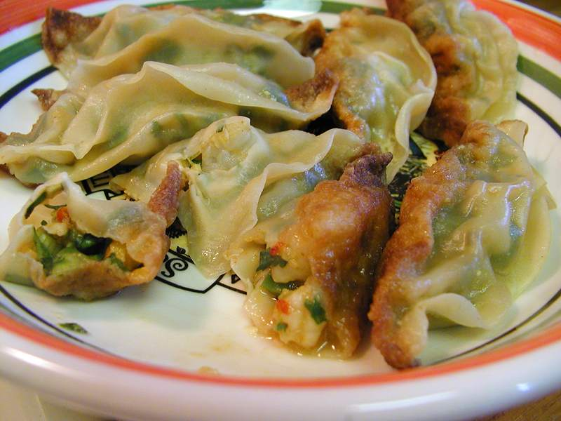 potsticker dumplings dim sum guide